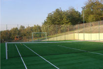 artificial grass for sports grounds: tennis  Artimex Sport