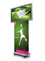 audio-visual display panel PLO1 700 x 1320 MCE Design