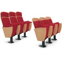 auditorium armchair IDEA by Lucci & Orlandini Sedia Systems