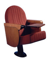 auditorium armchair with tablet LISBOA Ezcaray International Seating