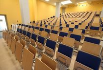 auditorium armchair with tablet COLLEGE Forum Seating
