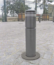 automatic retractable bollard INTEGRA GHM