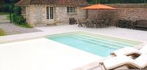 automatic safety pool cover IMMEO HYDRA SYSTEME