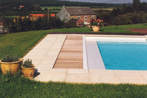 automatic safety pool cover (immerse) ELEGANCE : STANDARD Aqua Cover