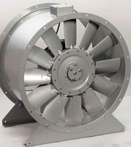 axial extractor fan LC/SC Elta Fans