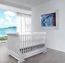 baby bed (unisex) CR JUNIOR  JETCLASS - REAL FURNITURE