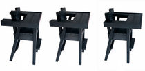 baby highchair BLACK BEAUTIES Ineke Hans