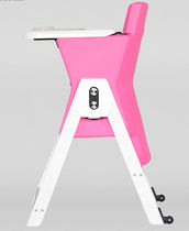 baby highchair (girl) HILO Age design