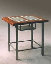 backgammon table  COMPACT CONCRETE
