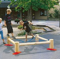 balance beam for playground Rope dance Twist eibe