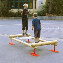 balance rope for playground WOBBLY BOARDS LAMBADA eibe