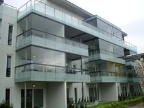balcony glazing BALCONY GLAZING AND BALUSTRADE, NORWAY CoverGlobal