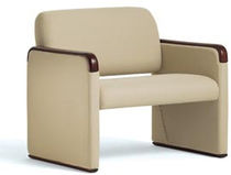 bariatric armchair for healthcare facilities TETRA WIELAND