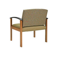 bariatric armchair for healthcare facilities LINX  Patrician Furniture