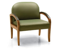 bariatric armchair for healthcare facilities S-6154 St. Timothy Chair