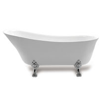 bath-tub on legs QUEENSWOOD Aqua Prestige