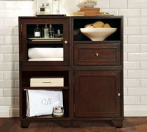 bathroom base cabinet MODULAR FLOOR STORAGE POTTERYBARN