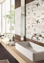 bathroom ceramic wall tile: printed FLY  BRENNERO