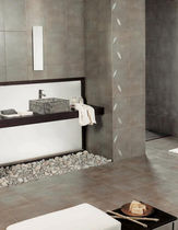 bathroom ceramic wall tile: stone look PORTLAND TAU Cerámica