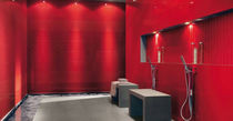 bathroom ceramic wall tile: stone look THERMAE CERAMICHE MARCA CORONA