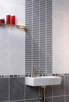 bathroom ceramic wall tile: stone look CEMENT MAYOLICA AZULEJOS