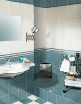 bathroom ceramic wall tile: stone look ADRIATICO UNDEFASA