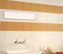 bathroom ceramic wall tile: striped ELBA MAYOLICA AZULEJOS