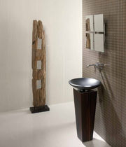 bathroom ceramic wall tile: plain color AFRICAN SALONI CERAMICA