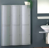 bathroom column cabinet HI-FI by Furio  Minuti TENDA DORICA