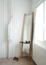 bathroom mirror with shelf TRACK by Stefan Schöning Reflect +