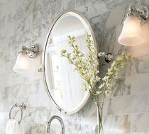 bathroom mirror SUSSEX  POTTERYBARN