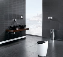 bathroom porcelain stoneware tile  Kerad&eacute;co