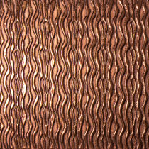 bathroom porcelain stoneware wall tile: copper look SAVANA: SAVANA RAME Lifetile