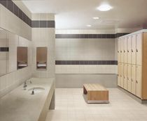 bathroom porcelain stoneware wall tile: plain color Start 20x20 CERAMICHE SUPERGRES