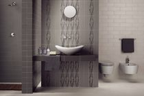 bathroom porcelain stoneware wall tile: animal print TECNO  BRENNERO