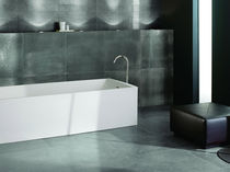 bathroom stone look porcelain stoneware tile REMIX CASTELVETRO