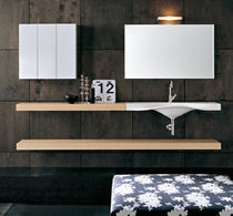 bathroom wall-hung base cabinet L2 oasis