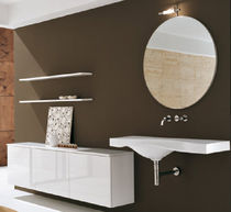 bathroom wall-hung base cabinet L13 oasis