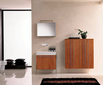 bathroom wall-hung base cabinet CLIO 08  Oggi Bath Factory