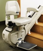 battery-powered chair stair lift SL-1000  Savaria