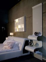 bed-side table for hotel rooms By Julien VIDAME VIDAME CREATION