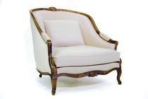 berg&egrave;re armchair LA POMPADOUR XXL DELAROUX 
