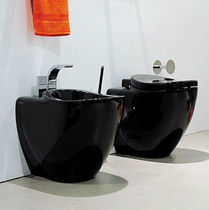 bidet IO by A. Duringer &amp; S. Rosini FLAMINIA