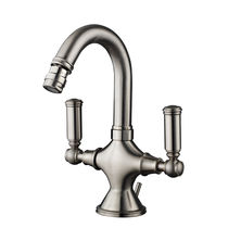 bidet double handle mixer tap LIBERTY - Z001401 BOSSINI