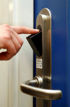 biometric fingerprint reader for access control  Assa Abloy