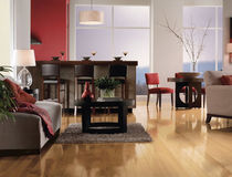 birch engineered wood floor SAFFRON Armstrong flooring - USA