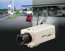 black and white CCTV video surveillance camera VCC-4794E SANYO