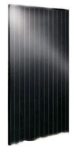 black monocrystalline photovoltaic solar panel SOLON BLACK abakus solar AG