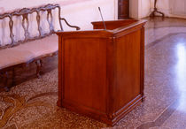 boardroom lectern REGIMENTAL ARCA