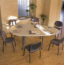 boardroom table SATELLITE Samas